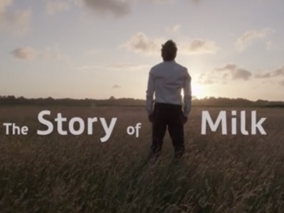 "Friesland Campina ""Story of Milk"""