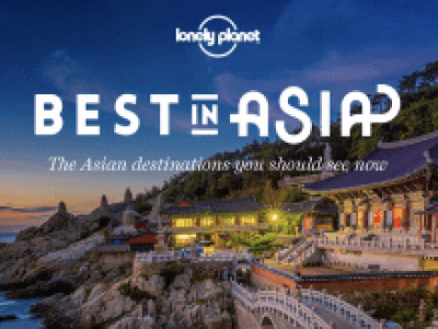 Lonely Planet Best in Asia Indulgence