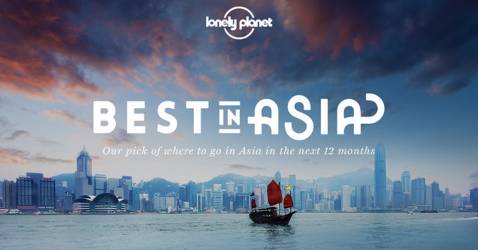 Lonely Planet Best in Asia Shopping