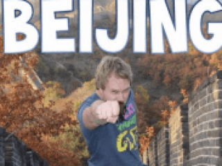 Furious Pete Eats Beijing