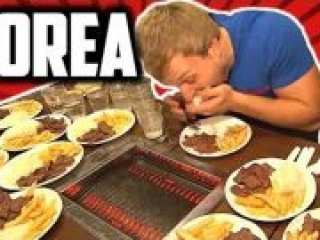 Furious Pete Eats Seoul